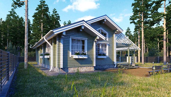 Как выбрать проект загородного дома-2