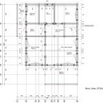 Планировка первого этажа проекта Скаген