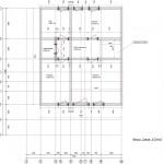 Планировка второго этажа проекта Скаген